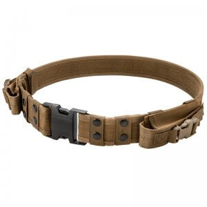 Loaded Gear CX-600 Tactical Belt (Dark Earth) By Barska