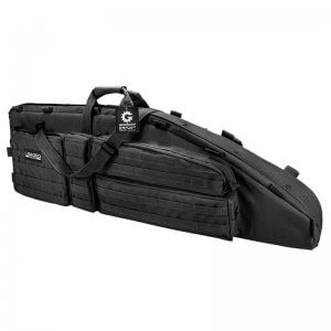 "Loaded Gear RX-600 46"" Tactical Rifle Bag (Black) BI12550"