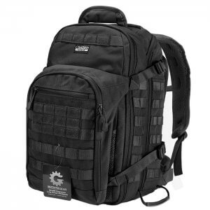 Loaded Gear GX-600 Crossover Tactical Backpack (Black)