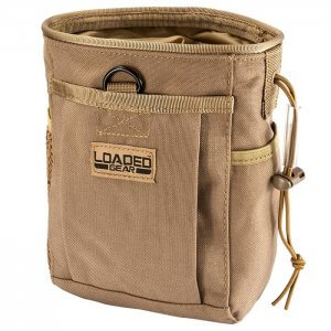 FDE Loaded Gear Tactical Dump Pouch