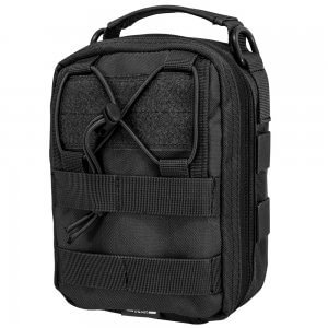 Loaded Gear CX-900 First Aid Utility Pouch (Black) By Barska