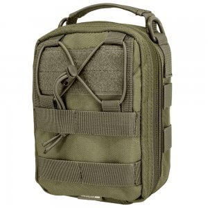 Loaded Gear CX-900 First Aid Utility Pouch (OD Green)