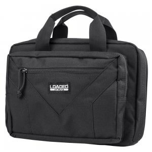 "Loaded Gear RX-800 12"" Dual Tactical Pistol Bag"
