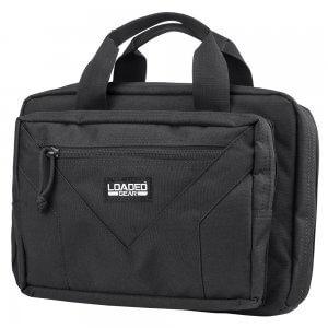 """Loaded Gear RX-800 12"""" Dual Tactical Pistol Bag"""