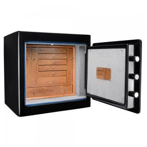 Black Keypad Jewelry Safe By Barska