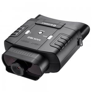 Night Vision NVX150 Infrared Illuminator Digital Binoculars