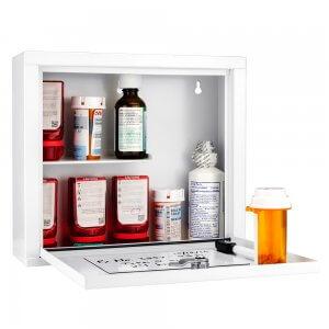 Small Medical Cabinet by Barska