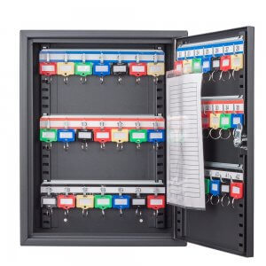 42 Position Key Cabinet with Key Lock
