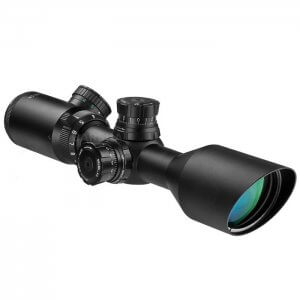 3-9x42mm IR 2nd Generation Compact Sniper Scope by Barska