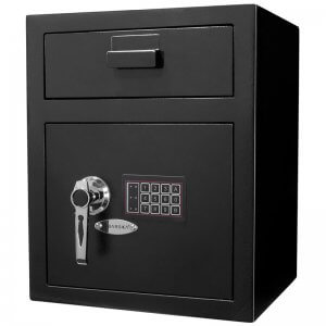 Large Keypad Depository Safe by Barska