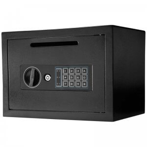 Compact Keypad Depository Safe by Barska