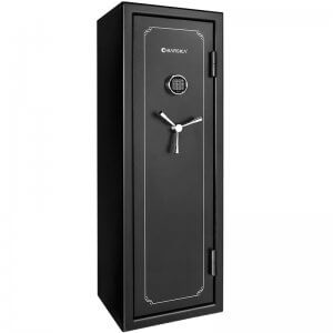 FV-1000 Fire Vault Safe Keypad Lock by Barska