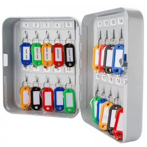 20 Position Key Cabinet with Key Lock