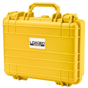 Loaded Gear HD-200 Hard Case Yellow