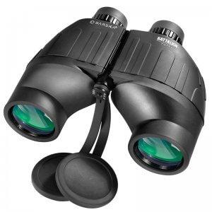 7x50mm WP Battalion Range Finding Reticle Binoculars by Barska