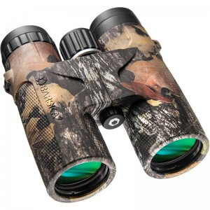 12x42mm WP Blackhawk Mossy Oak® Break-Up® Camo Binoculars by Barska