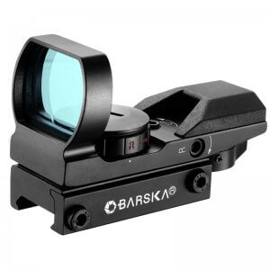 1x Multi Red / Green Reticle IR Electro Sight Scope by Barska