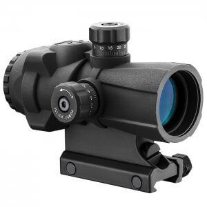 3x30mm AR-X PRO Prism Scope by Barska (Black)