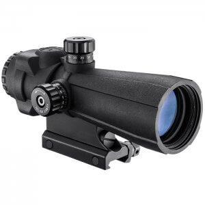 5x40mm AR-X PRO Prism Scope by Barska (Black)