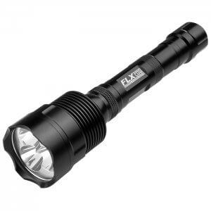 2000 Lumen High Power LED Tactical Flashlight By Barska