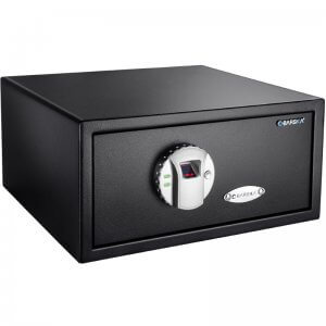 BARSKA Biometric Security Safe with Fingerprint Lock AX11224