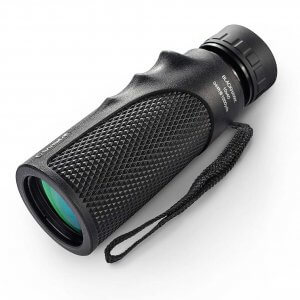 10x40mm WP Blackhawk Monocular by Barska