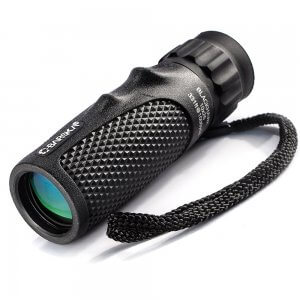 10x25mm WP Blackhawk Monocular by Barska