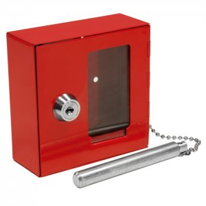 Small Breakable Emergency Key Box by Barska