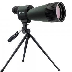 12-60x78mm WP Benchmark Spotting Scope by Barska