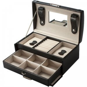 ChÈri Bliss Jewelry Case JC-50