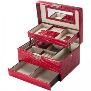 ChÈri Bliss Jewelry Case JC-100