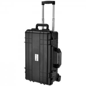 The new HD series of watertight hard cases
