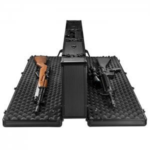 "Loaded Gear AX-400 50"" Double-Sided Rifle Case"