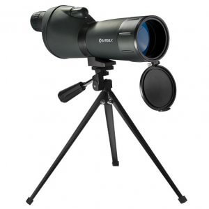 20-60x60mm Colorado Spotting Scope Straight Green By Barska