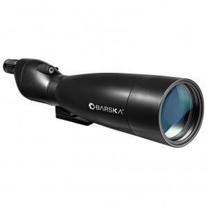 30-90x90mm WP Colorado Spotting Scope Straight Black By Barska