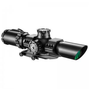 1-6x32mm IR SWAT-AR Tactical Rifle Scope by Barska