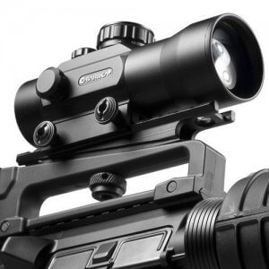 2x30mm Red Dot Scope by Barska