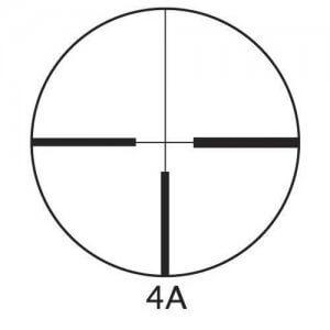 3-9x42mm Euro-30 Rifle Scope by Barska