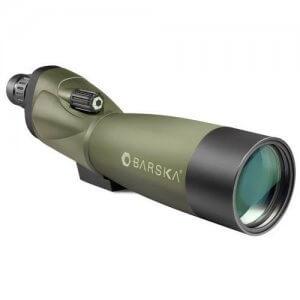 18-36x50mm WP Blackhawk Spotting Scope Straight By Barska