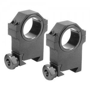 30mm Rings X-High HD Weaver Style by Barska