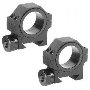 30mm Rings Low HD Weaver Style by Barska