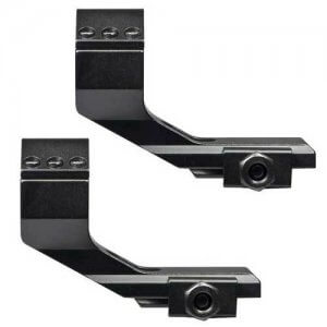 AR Cantilever Mount 2pc rings for 30mm and 1 inch