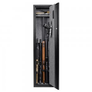 HQ900 Large Quick Access Keypad Biometric Rifle Safe by Barska
