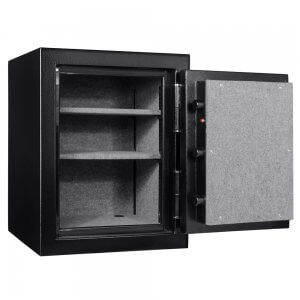 2.6 Cubic Foot Fire Vault Safe by Barska