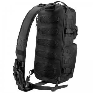 Loaded Gear GX-300 Tactical Sling Backpack (Black)