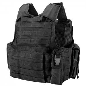 Loaded Gear Tactical Vest VX-300 (Black)