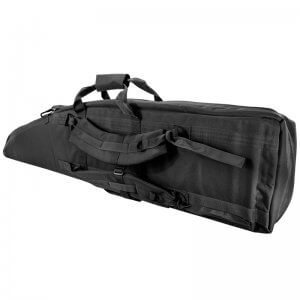 "Loaded Gear RX-400 48"" Tactical Rifle Bag (Black)"