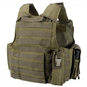 Loaded Gear Tactical Vest VX-300 (OD Green)