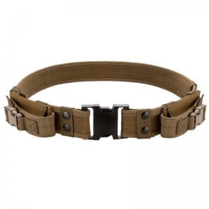 Loaded Gear CX-600 Tactical Belt (Dark Earth) By Barska