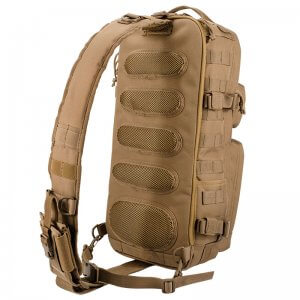 Loaded Gear GX-300 Tactical Sling Backpack (Dark Earth)